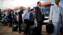 Corée : ils retrouvent leurs familles 68 ans après