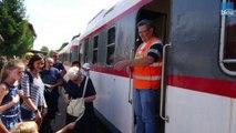 Un voyage zen dans le train touristique de Puisaye - Forterre