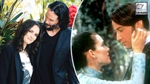 Winona Ryder Thinks She Married Keanu Reeves On The Set Of Dracula