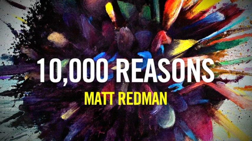 Matt Redman - Behind The Album 10,000 Reasons