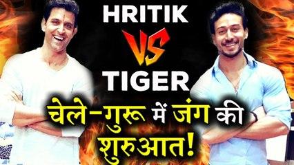 Hrithik Roshan And Tiger Shroff Began Work On Yash Rajs Film%21