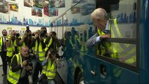 Corbyn visits Scotland amid anti-Semitism accusations