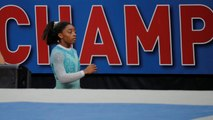 Simone Biles Swept The National Championships