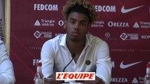 Geubbels veut «faire mieux» que Mbappé - Foot - L1 - Monaco