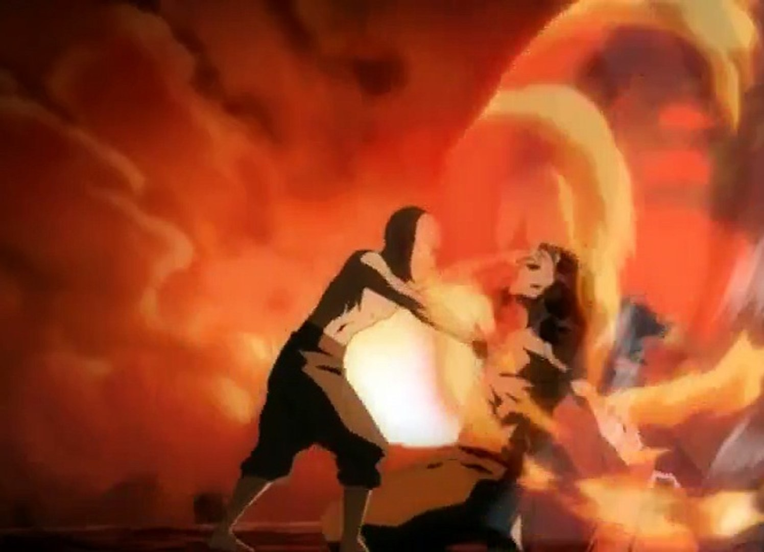 Avatar The Last Airbender S03xxE21 Sozin s Comet Avatar Aang 4