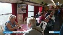 Chemin de fer : la nostalgie de la vapeur