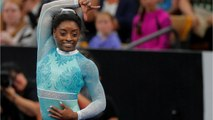 Simone Biles Honored Sexual Assault Survivors With Special Leotard