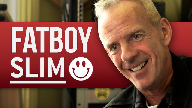 FATBOY SLIM - YOU'VE COME A LONG WAY, BABY - Part 1/2   London Real