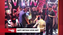 A big happy birthday to @KevinHart4real and @50cent! We take you inside the megastars' bday bashes on #PageSixTV!