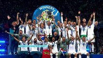 UEFA : Ronaldo face à Modric et Salah