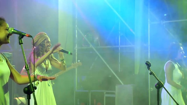 HI SHINE LADIES live @ Lion Stage 2018