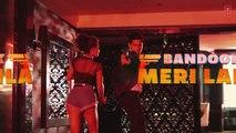 Bandook Meri Laila Song (Lyrics) | A Gentleman SSR | Sidharth Jacqueline | Sachin Jigar |