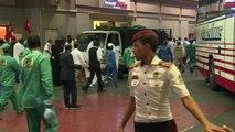 Musulmanes comienzan la peregrinación a La Meca