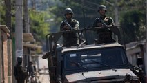 Thousands of Brazilian Soldiers Swarm Rio Slums In Anti-Drug War