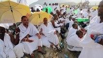 Peregrinación a La Meca llega a punto culminante en Monte Arafat