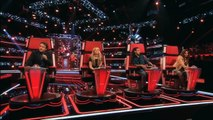 Marjon van Iwaarden Listen to Your Heart (The Blind Auditions | The voice of Holland)