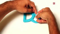 Letter D   Play Doh Abc   ABC Phonics Song   Learn Alphabets   Alphabets Transforms into A
