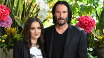 Francis Ford Coppola Thinks Keanu Reeves & Winona Ryder Are Actually Married