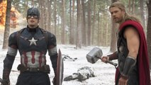 Chris Hemsworth Reveals He Beat 'Avengers' Co-Star Chris Evans In Arm Wrestling