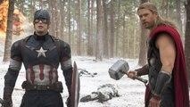 Chris Hemsworth Reveals He Beat 'Avengers' Co-Star Chris Evans In Arm Wrestling