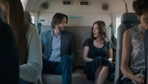 Winona Ryder And Keanu Reeves Get Off On The Wrong Foot