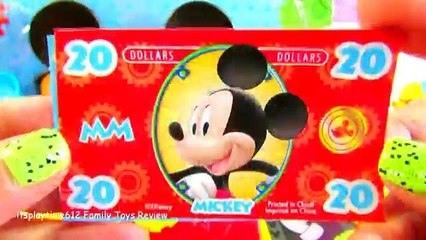 Toys DISNEY CASH REGISTER Mickey Mouse Clubhouse HANDY HELPER TOOLBOX | itsplaytime612