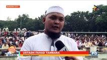 ON THE SPOT: Selebrasyon ng Eid al-Adha