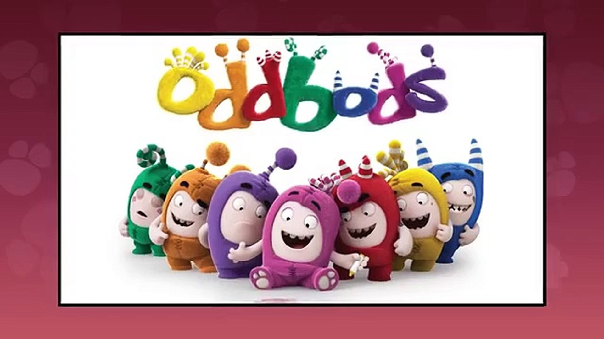Oddbods Funny Cartoons For Kids 2017 02 Tv Hd 2019 Cinema Edy Action
