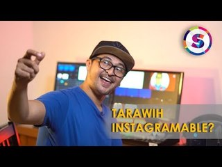 #Sabilangin: Reaksi Wacana Tarawih Instagramable di Monas!