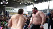 Concours de claques super violentes en Russie