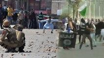 Jammu and Kashmir : Bakrid पर भी Stone Pelting, फहराए गए Pakistani झंडे   वनइंडिया हिंदी