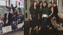 Kareena Kapoor, Karishma Kapoor & Amrita Arora having fun in Dubai; Watch Here | FilmiBeat