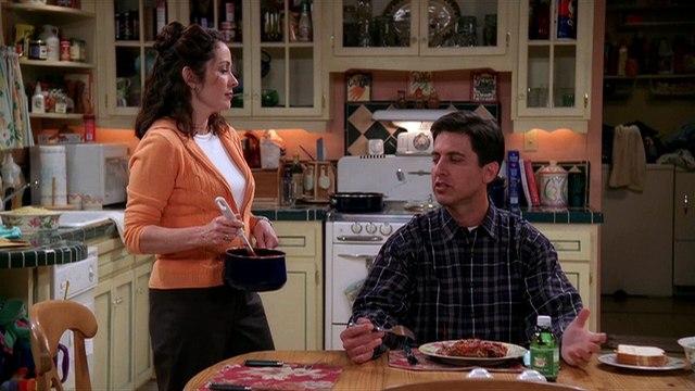 Everybody Loves Raymond S04E18 Debra Makes Something Good