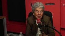 Chantal Delsol au micro d'Eric Delvaux