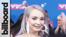 Kim Petras Talks Madonna, Her Go-To Pump Up Song & More  | MTV VMAs 2018