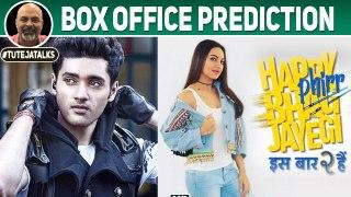 Happy Phirr Bhag Jayegi & Genius | Box Office Prediction