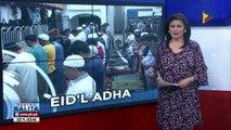 Pres. #Duterte, nakiisa sa paggunita ng Eid'l Adha