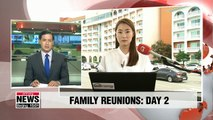 War-torn families of two Koreas spending time together through private sessions, joint reunion