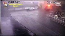 Gênes - Des caméras ont filmé l'effondrement du pont