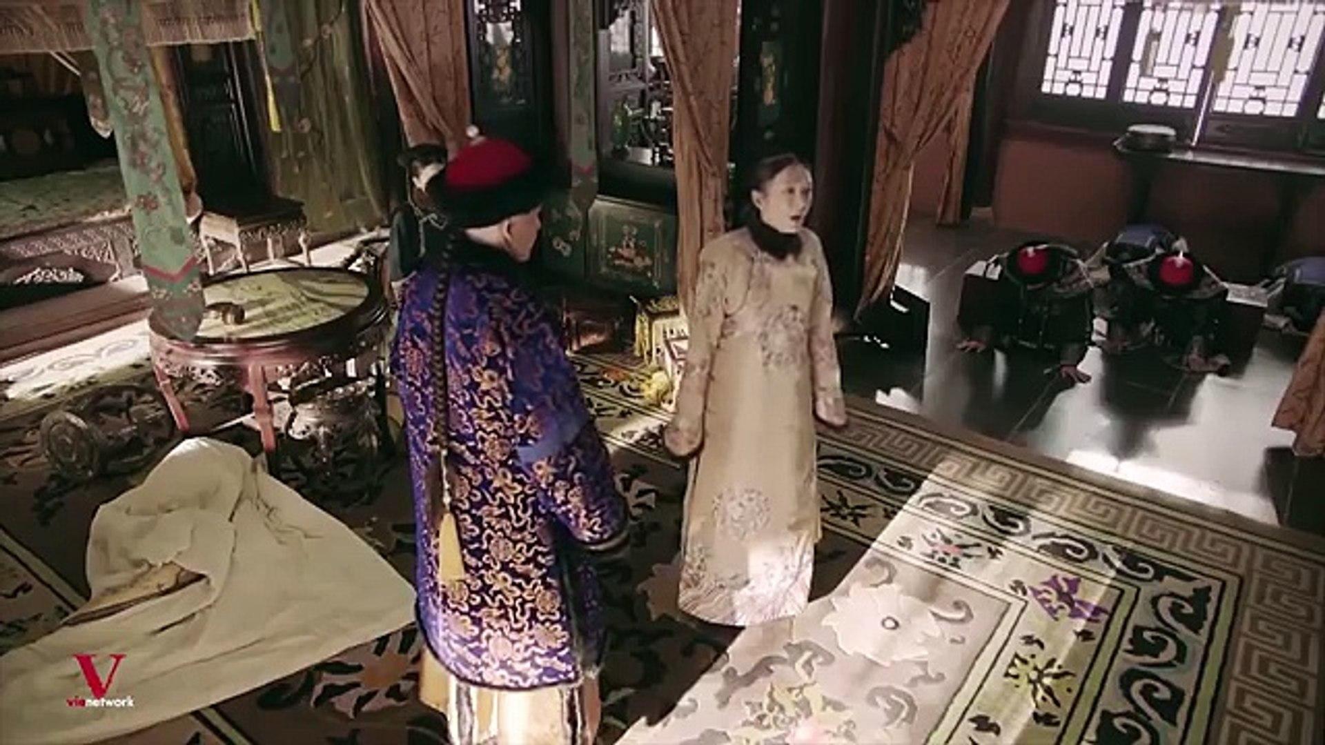 Diên Hy Công Lược (Story of Yanxi Palace) - Tập 40 Preview  Hoàng hậu đau khổ tột cùng vì mất con