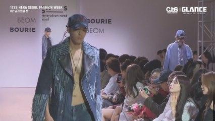 Real Model in 2017 SS HERA Seoul Fashion Week 02 남자모델편
