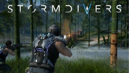 Trailer - Stormdivers - Le Battle Royale le plus rapide du monde ?
