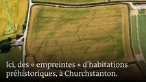 Des sites archéologiques cachés dévoilés par la canicule au Royaume-Uni
