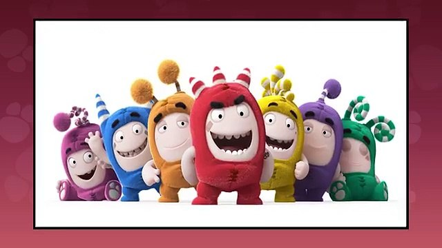 Halloween  Trick Or Treat  Oddbods  Tricks With Prankster Pogo  Halloween Cartoons
