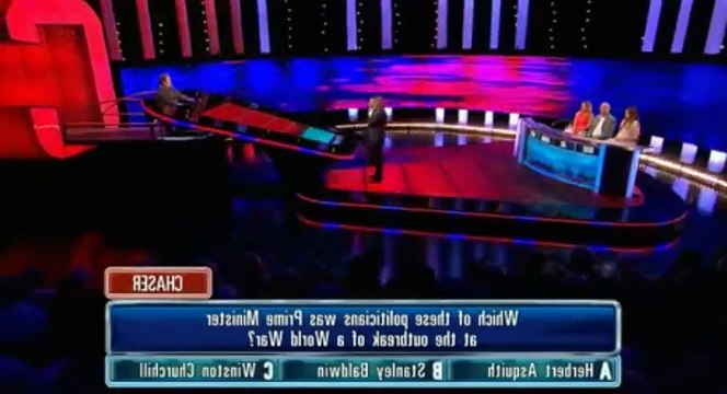 The Chase Celebrity Special S04 - Ep09 Adrian Chiles, Gemma Merna, Rosie... HD Watch