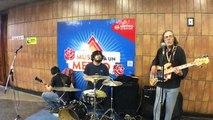 """Artista Callejero: Grupo """"Musicalles"""" desde el centro de Santiago #EnVivo"""