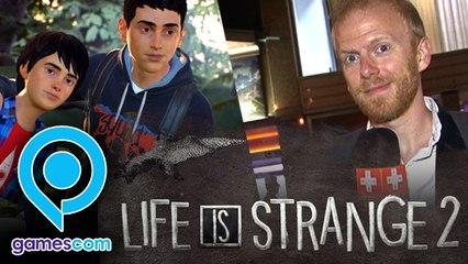 Life is Strange 2 : nos impressions