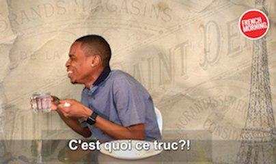 Regardez ces Américains tester des fromages français