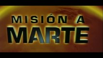MISSION A MARTE (2000) Trailer - SPANISH