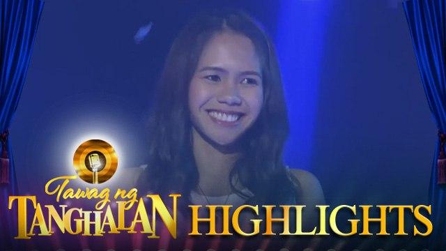 Tawag ng Tanghalan: Windimie Yntong still holds the golden microphone!